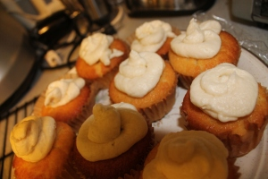 Coconut to the Core Cupcakes  photo and cupcakes by REG